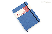 Clairefontaine My Essential Notebook - A5 - Lined - Blue - CLAIREFONTAINE 793464C