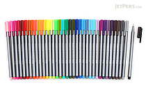 Staedtler Triplus Fineliner Pen - 0.3 mm - 36 Color Bundle - JETPENS STAEDTLER 334 BUNDLE