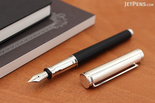 Waldmann Solon Fountain Pen - Fine Nib - WALDMANN 0420