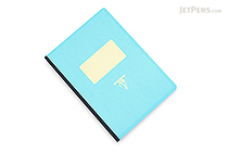 Clairefontaine Collection 1951 Clothbound Notebook - A5 - Lined - Turquoise - CLAIREFONTAINE 195746C