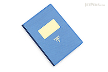 Clairefontaine Collection 1951 Clothbound Notebook - A5 - Lined - Blue - CLAIREFONTAINE 195946C