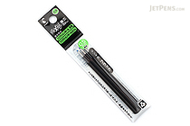Pilot FriXion Ball Slim Multi Pen Refill - 0.5 mm - Black - Pack of 3 - PILOT LFBTRF30EF3B