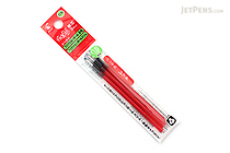 Pilot FriXion Ball Slim Multi Pen Refill - 0.5 mm - Red - Pack of 3 - PILOT LFBTRF30EF3R