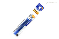 Pilot FriXion Ball Slim Multi Pen Refill - 0.38 mm - Blue - Pack of 3 - PILOT LFBTRF30UF3L