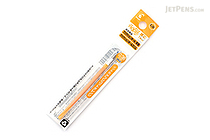 Pilot FriXion Ball Slim Multi Pen Refill - 0.38 mm - Apricot Orange - PILOT LFBTRF12UFAO