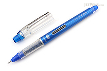 Morning Glory Mach Campus Rollerball Pen - 0.28 mm - Blue Body - Blue Ink - MORNING GLORY 32530-70301-3 BLUE