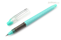 Morning Glory Mach Campus Rollerball Pen - 0.28 mm - Mint Body - Black Ink - 32530-70271