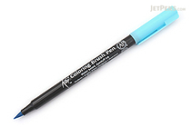 Sakura Koi Coloring Brush Pen - Sky Blue (125) - SAKURA XBR-125