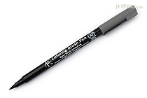 Sakura Koi Coloring Brush Pen - Dark Warm Gray (144) - SAKURA XBR-144