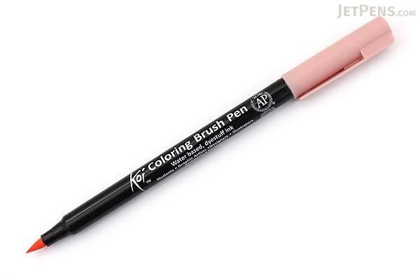 Sakura Koi Coloring Brush Pen - Fuchsia (222) - SAKURA XBR-222