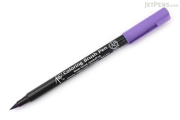 Sakura Koi Coloring Brush Pen - Light Purple (224) - SAKURA XBR-224