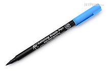 Sakura Koi Coloring Brush Pen - Steel Blue (225) - SAKURA XBR-225