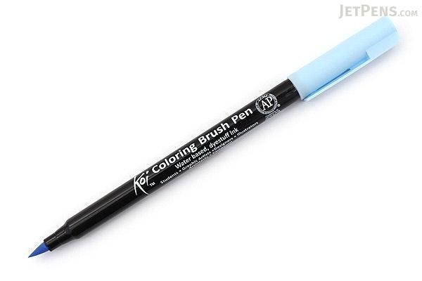 Sakura Koi Coloring Brush Pen - Light Sky Blue (237) - SAKURA XBR-237