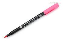 Sakura Koi Coloring Brush Pen - Magenta Pink (421) - SAKURA XBR-421