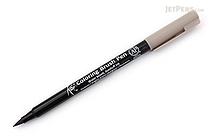 Sakura Koi Coloring Brush Pen - Warm Gray (45) - SAKURA XBR-45