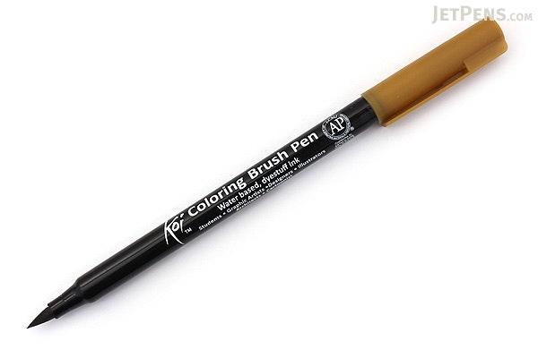 Sakura Koi Coloring Brush Pen - Raw Umber (47) - SAKURA XBR-47