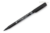 Sakura Koi Coloring Brush Pen - Black (49) - SAKURA XBR-49