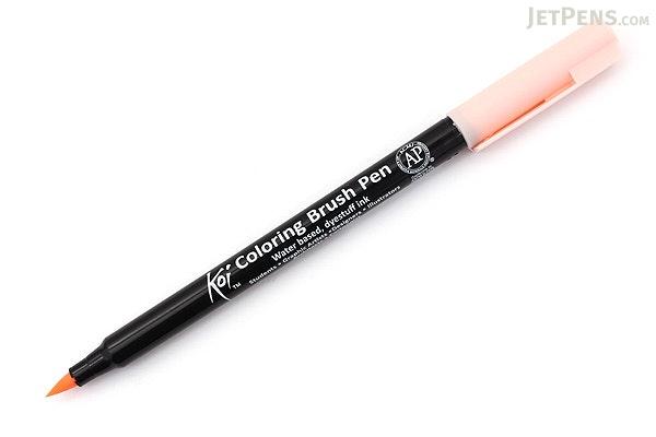 Sakura Koi Coloring Brush Pen - Pale Orange (7) - SAKURA XBR-7