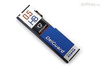 Zebra DelGuard Lead - 0.5 mm - HB - ZEBRA LD6HB