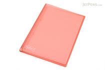 Maruman Kurufit Binder - B5 - 26 Rings - Pink - MARUMAN F020-08