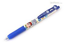 Zebra Sarasa Clip Fujiya Scented Gel Pen - 0.5 mm - Soft Cream Milky - Blue - Limited Edition - ZEBRA JJ29-FJ-BL