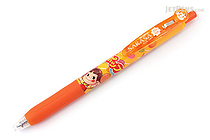 Zebra Sarasa Clip Fujiya Scented Gel Pen - 0.5 mm - Pop Candy Orange - Red Orange - Limited Edition - ZEBRA JJ29-FJ-ROR