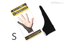 SmudgeGuard SG1 1-Finger Glove - Cool Black - Small - SMUDGE GUARD SG1-CB-S