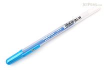 Sakura Aqualip Gel Pen - 0.8 mm - Gloss Blue - SAKURA  PGB#836