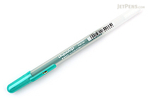 Sakura Aqualip Gel Pen - 0.8 mm - Gloss Green - SAKURA  PGB#829
