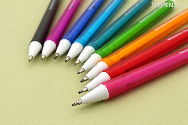 Kokuyo Enpitsu Mechanical Pencil - 0.9 mm - Candy Color Pink - KOKUYO PS-PT110P-1P