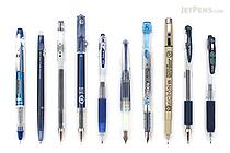 JetPens Blue Black Pen Sampler - JETPENS JETPACK-041