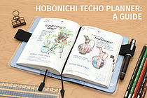 Guide to the Hobonichi Techo Planner