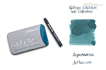 Pelikan Edelstein Aquamarine Ink - 6 Cartridges - PELIKAN 300100