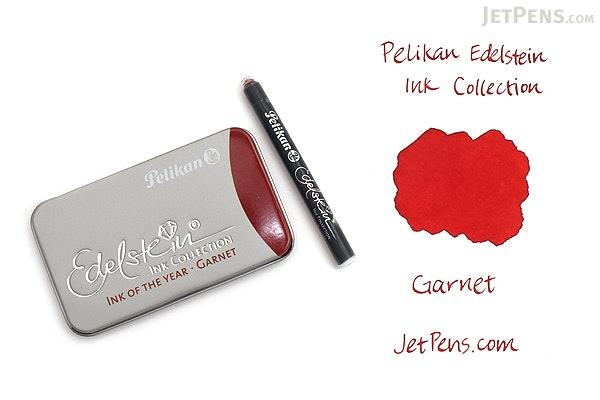 Pelikan Edelstein Garnet Ink - 6 Cartridges - PELIKAN 339648