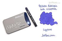 Pelikan Edelstein Sapphire Ink - 6 Cartridges - PELIKAN 339630