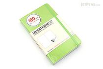 Leuchtturm1917 Pocket Sketchbook - A6 - Lime - LEUCHTTURM1917 344660