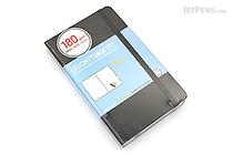 Leuchtturm1917 Pocket Sketchbook - A6 - Black - LEUCHTTURM1917 344661