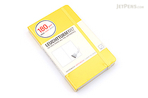 Leuchtturm1917 Pocket Sketchbook - A6 - Lemon - LEUCHTTURM1917 344989