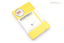 Leuchtturm1917 Pocket Sketchbook - A6 - Lemon - LEUCHTTURM1917 344989