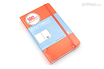 Leuchtturm1917 Pocket Sketchbook - A6 - Orange - LEUCHTTURM1917 344992
