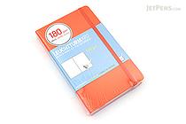 Leuchtturm1917 Pocket Sketchbook - A6 - Orange - LEUCHTTURM1917 344992