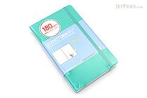 Leuchtturm1917 Pocket Sketchbook - A6 - Emerald - LEUCHTTURM1917 344993