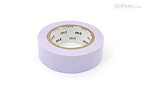MT Solids Washi Tape - Pastel Purple - 15 mm x 10 m - MT MT01P305Z