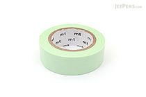 MT Solids Washi Tape - Pastel Green - 15 mm x 10 m - MT MT01P309Z