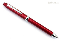 Pilot Ridge 4 Color Ballpoint Multi Pen - 0.7 mm - Bordeaux - PILOT BKTR-5SR-BO