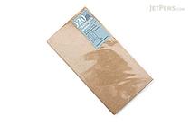 Traveler's Notebook Accessories 020 - Kraft File Folder - Regular Size - TRAVELER'S 14332006