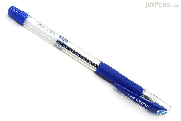 Uni Lakubo Ballpoint Pen - 0.5 mm - Blue - UNI SG10005.33. ‹ ›