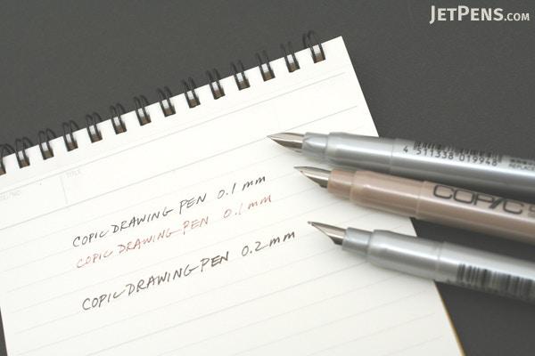 Korea MEMORY CP-568 Comic Pen Set Plastic Dip Pen Fountain Pen 2 Pen 4