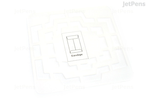 Amazon. Com: kuretake handmade envelope template japanese.
