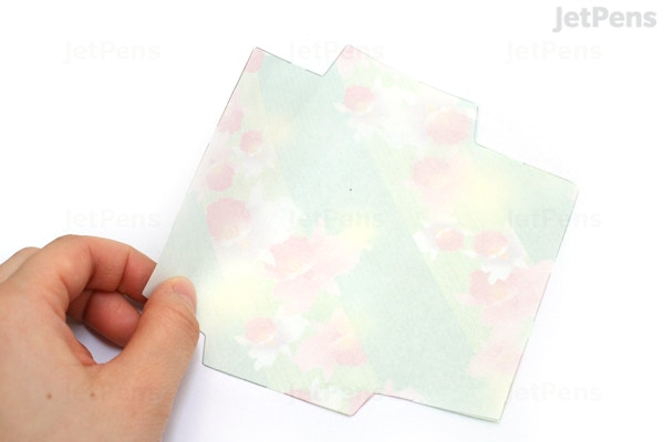 Amazon. Com: kuretake handmade mini envelope template: office products.